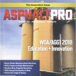 MEEKER SILOS FEATURED ON COVER OF ASPHALT PRO MAGAZINE