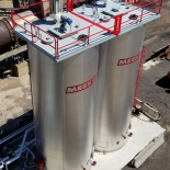 TWO (2) 25,000 GALLON AC TANKS SHIP TO MIDWEST USA PRODUCER