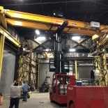 WE'VE ADDED 2 CRANES TO CONTINUE SERVING OUR CUSTOMERS